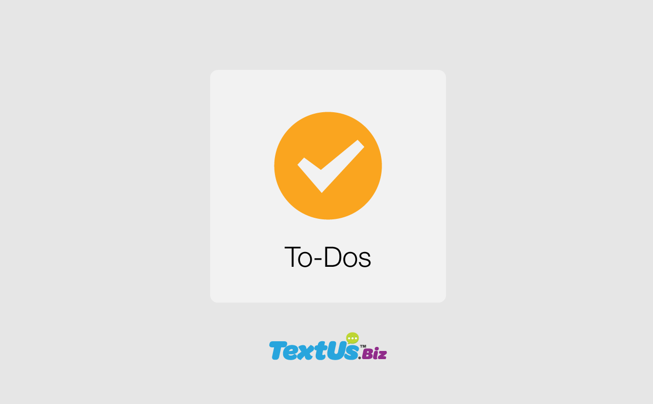 To-Dos-post